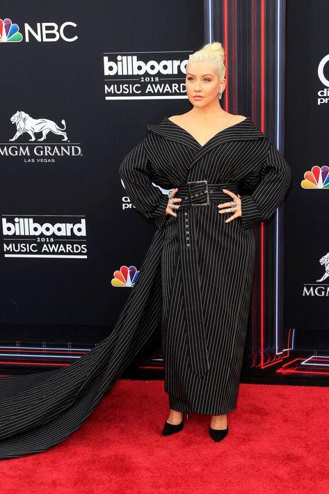 La cantante estadounidense Christina Aguilera. (EFE)
