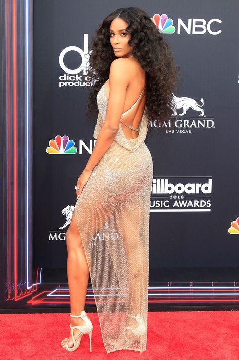 La cantante estadounidense Ciara. (EFE)