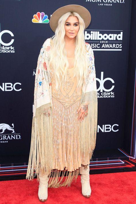 La cantante estadounidense Kesha. (EFE)