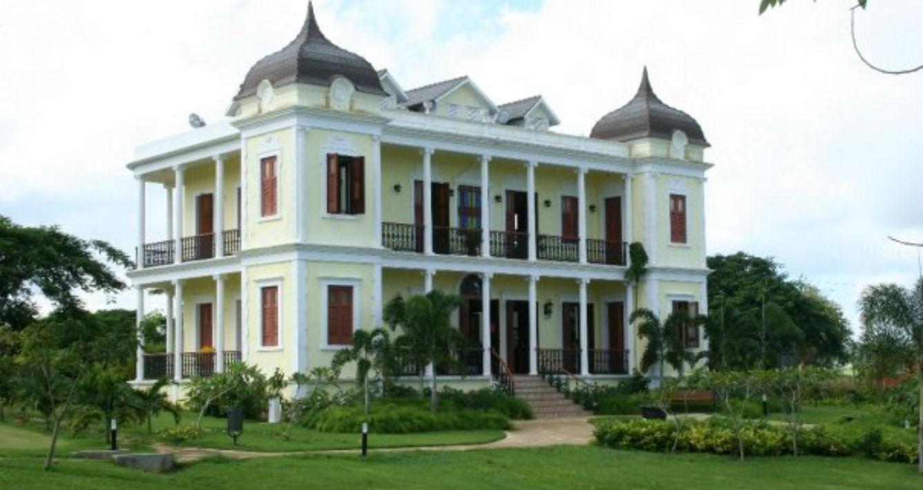 Castillo Labadie, en Moca. Contacto: (787) 877-0040/ (787) 877-0540 palacete.moca@gmail.com (Suministrada)