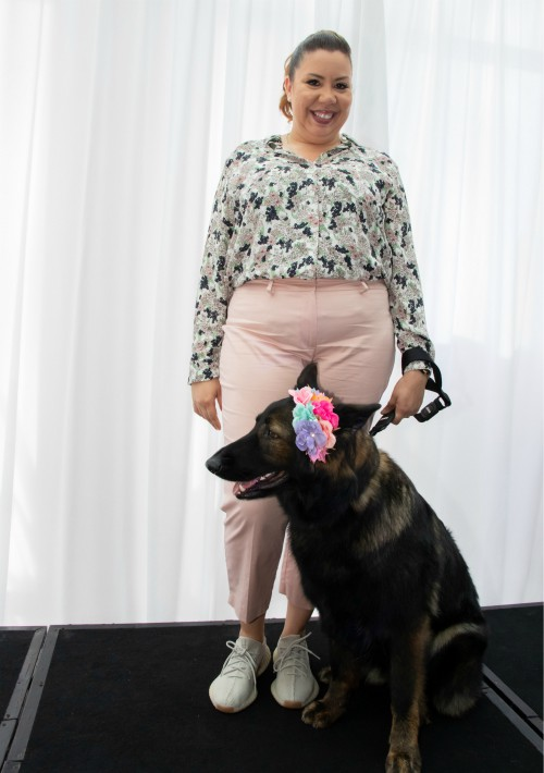 El desfile estuvo a cargo de Viviana Rivera, quien es certificada en el programa de Pet Branding and Design del Fashion Institute of Technology en Nueva York. (Suministrada)
