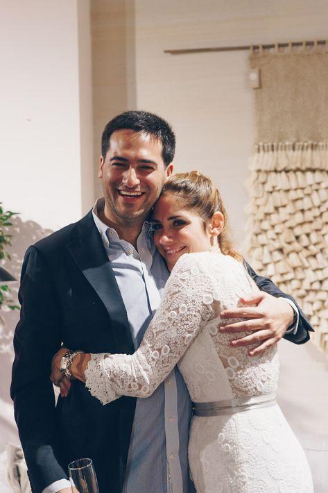 Carlos Pujals y Lulu Puras. (Foto: Suministrada)