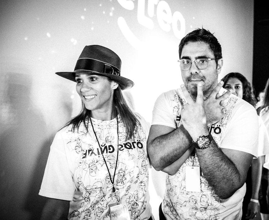 Los esposos Gustavo Lerner y Betsy García son los dueños de la tienda de sombreros El Galpón, ubicada en el Viejo San Juan. (Foto: Suministrada)