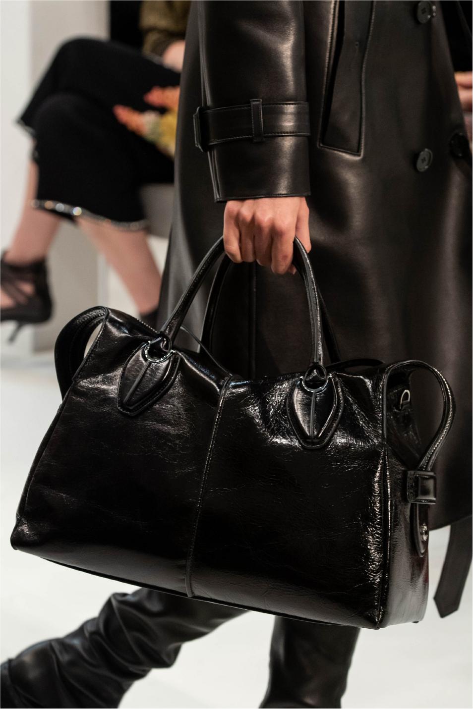Las correas, bolsos de mano y de cuerpo cruzado destilan sofisticación espontánea. (Suministrada)