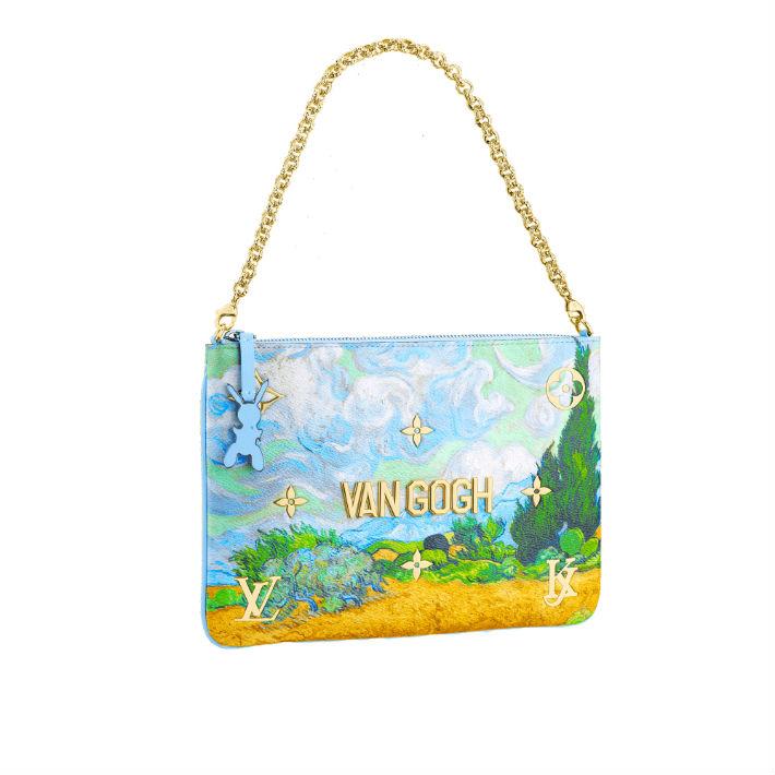 """""""Campo de trigo con cipreses"""" de Van Gogh. (Suministrada)"""
