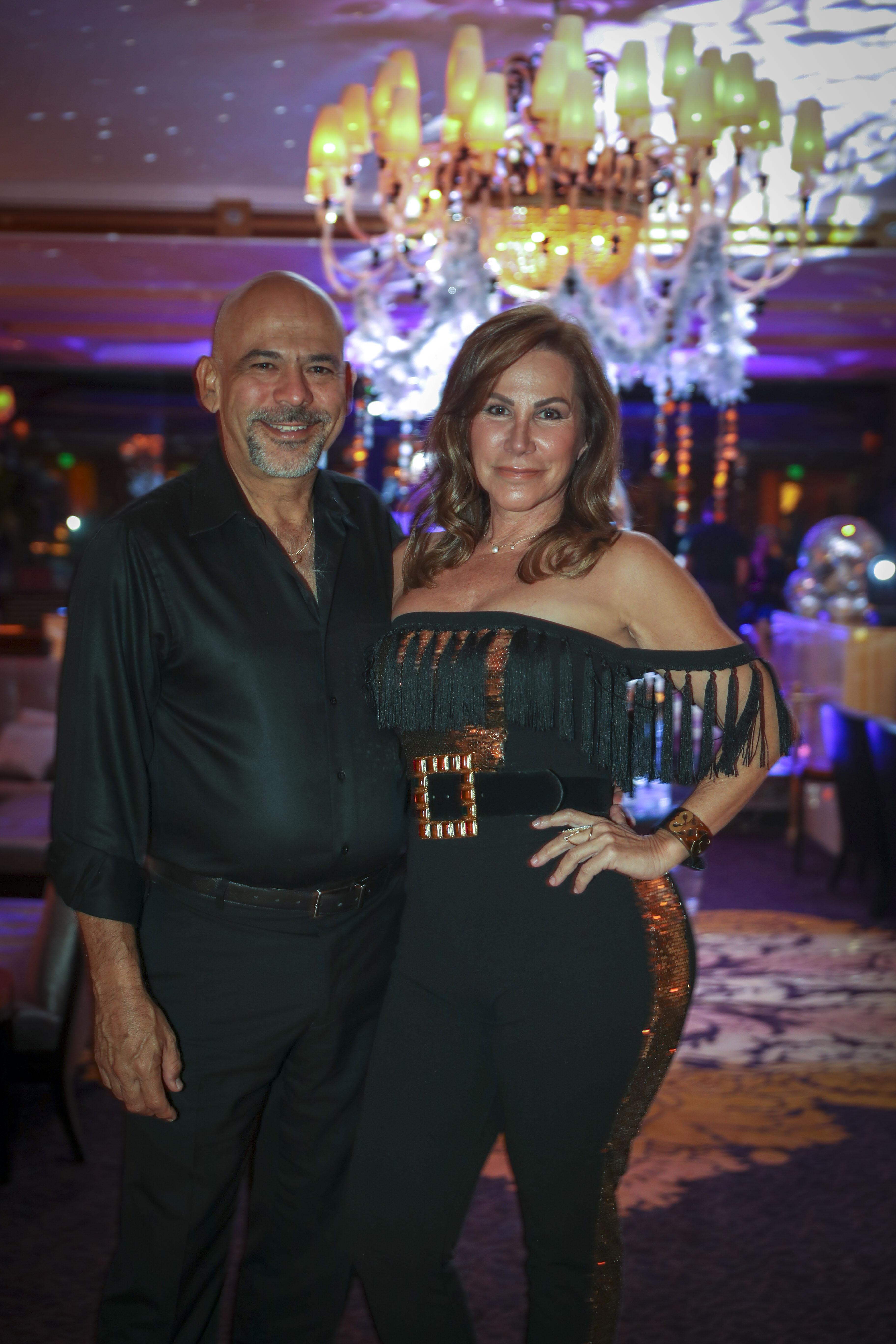 Lourdes Sopo y Fernando Irizarry. (Suministrada)