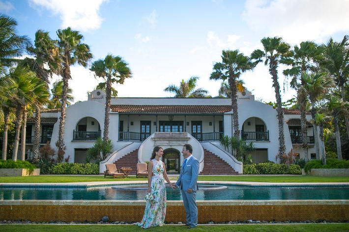 Recepción- Plantation Dorado Beach Resort & Club