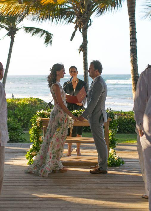 Ceremonia- Barlovento Dorado Beach Resort & Club @ Ritz Carlton Reserve