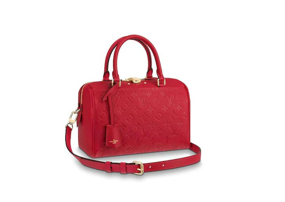 Cartera Speedy Bandouliére, de Louis Vuitton. (Foto: Suministrada)