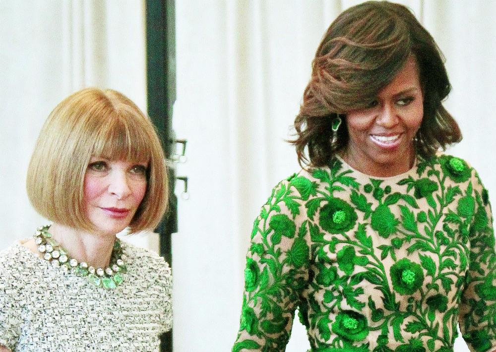 Poco tiempo después, fue invitada a la inauguración de una nueva galería de modas en el Museo de Arte Metropolitano de Nueva York.