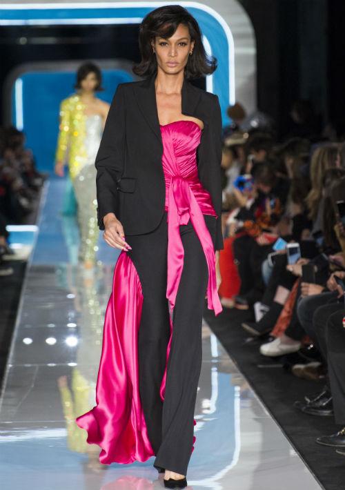 La modelo puertorriqueña, Joan Smalls. (WGSN)