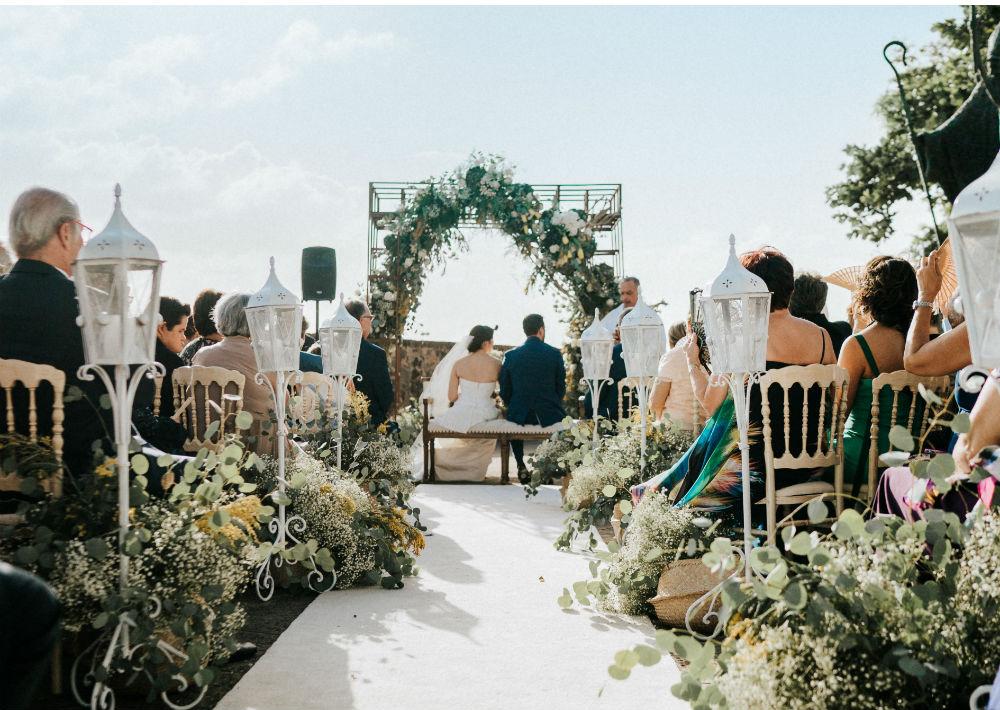 Ceremonia: La Rogativa, Viejo San Juan. (Suministrada)