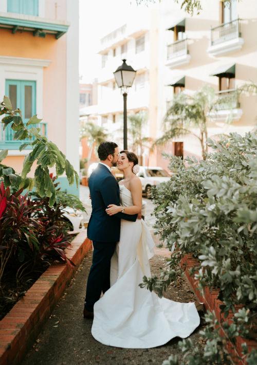 Revive la boda de María Cristina Pérez y Regino Guzmán. (Suministrada)