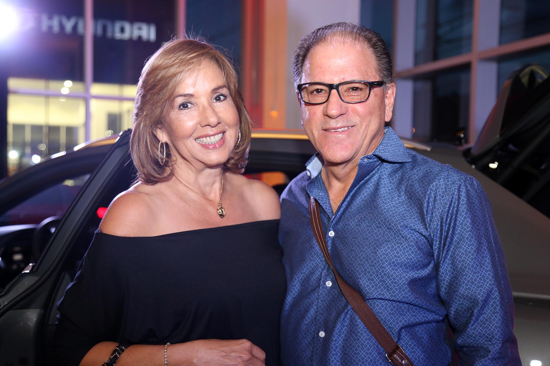 Arlene Ocasio y Efraín Colón. Foto Nichole Saldarriaga