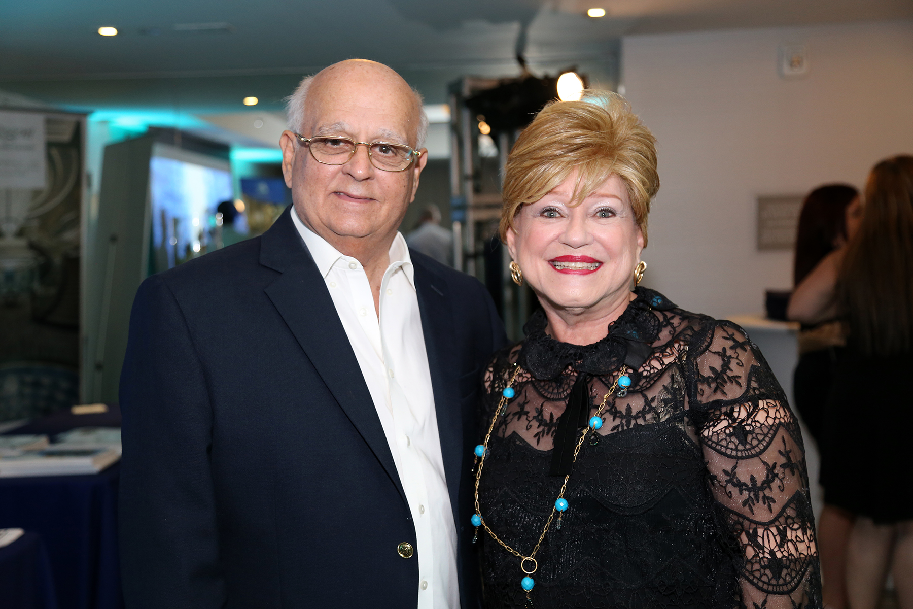 Ricardo Marrero y Nydia Cortés. (Nichole Saldarriaga)