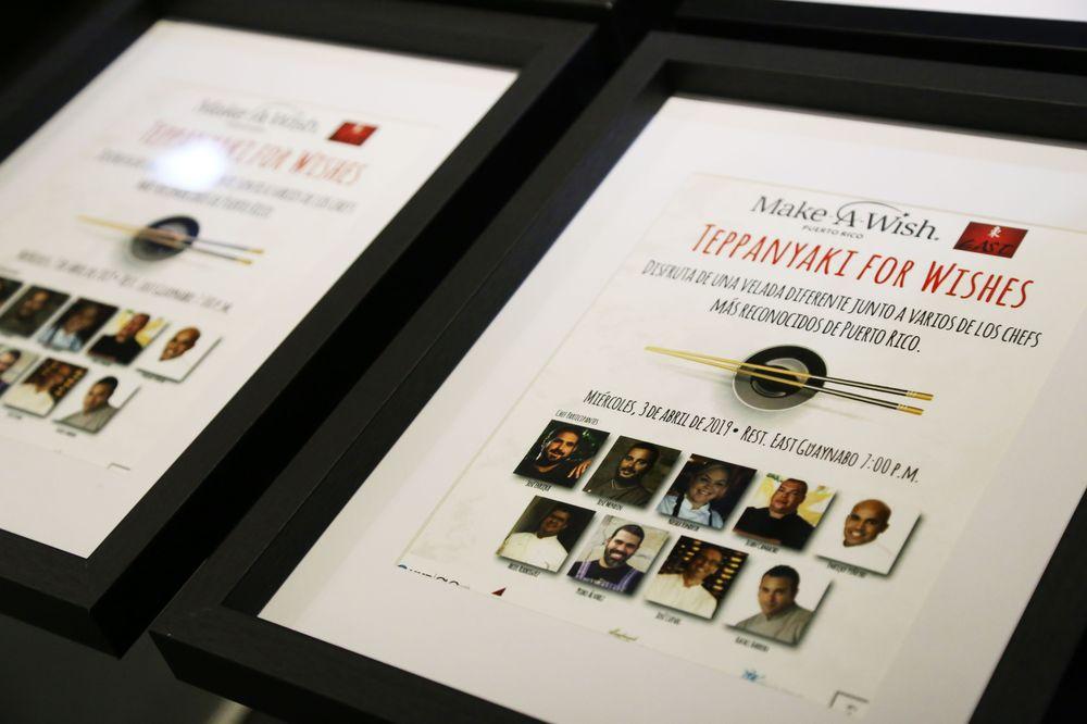La velada contó con los Chefs José Mendin, Juan Camacho, José Cuevas, José Montes, Ariel Rodríguez, Enrique Piñeiro, Nasha Fondeur. Foto Nichole Saldarriaga.