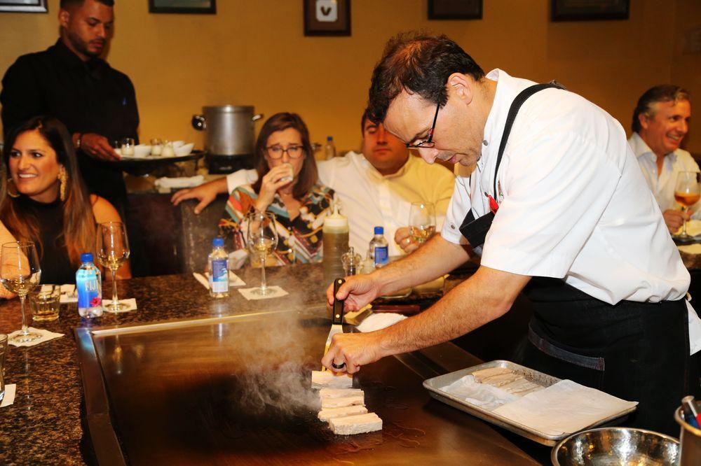 Chef Juan José Cuevas.Foto Nichole Saldarriaga.