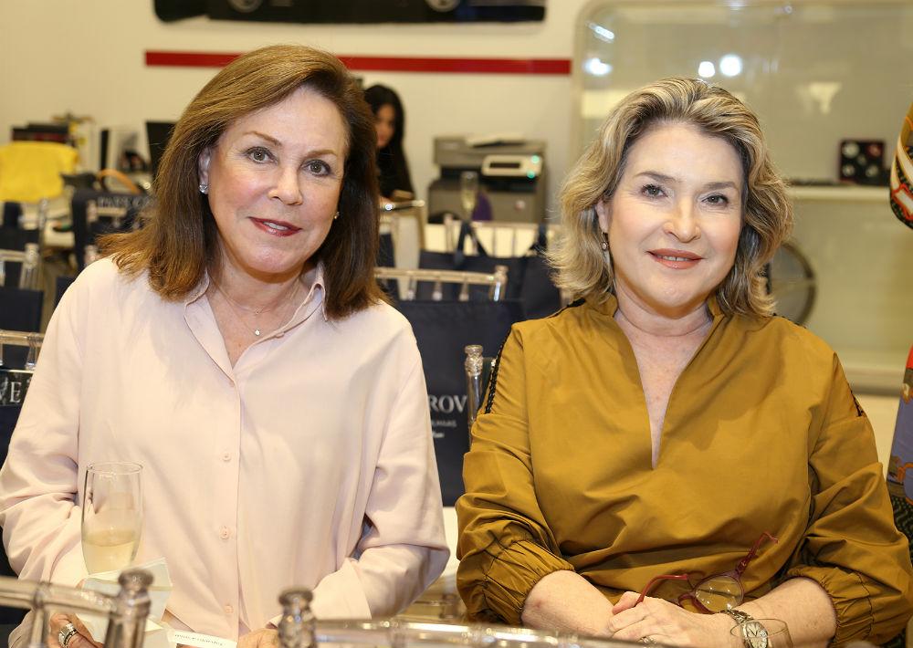 Ileana Palacios y Margot Tres (Foto: Nichole Saldarriaga)