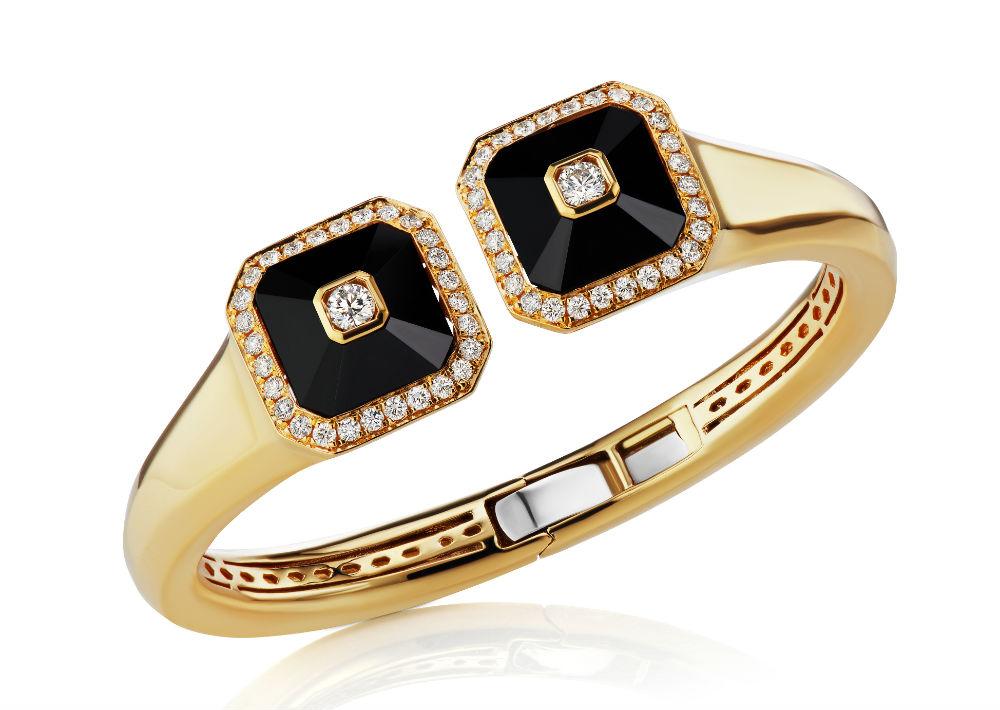 Pulsera de María Canale de Reinhold Jewelers. (Foto: Suministrada)