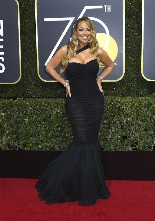 Mariah Carey (Photo by Jordan Strauss/Invision/AP)