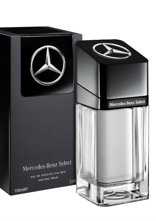 Colonia amaderada Mercedes-Benz Select. (Foto: Suministrada)