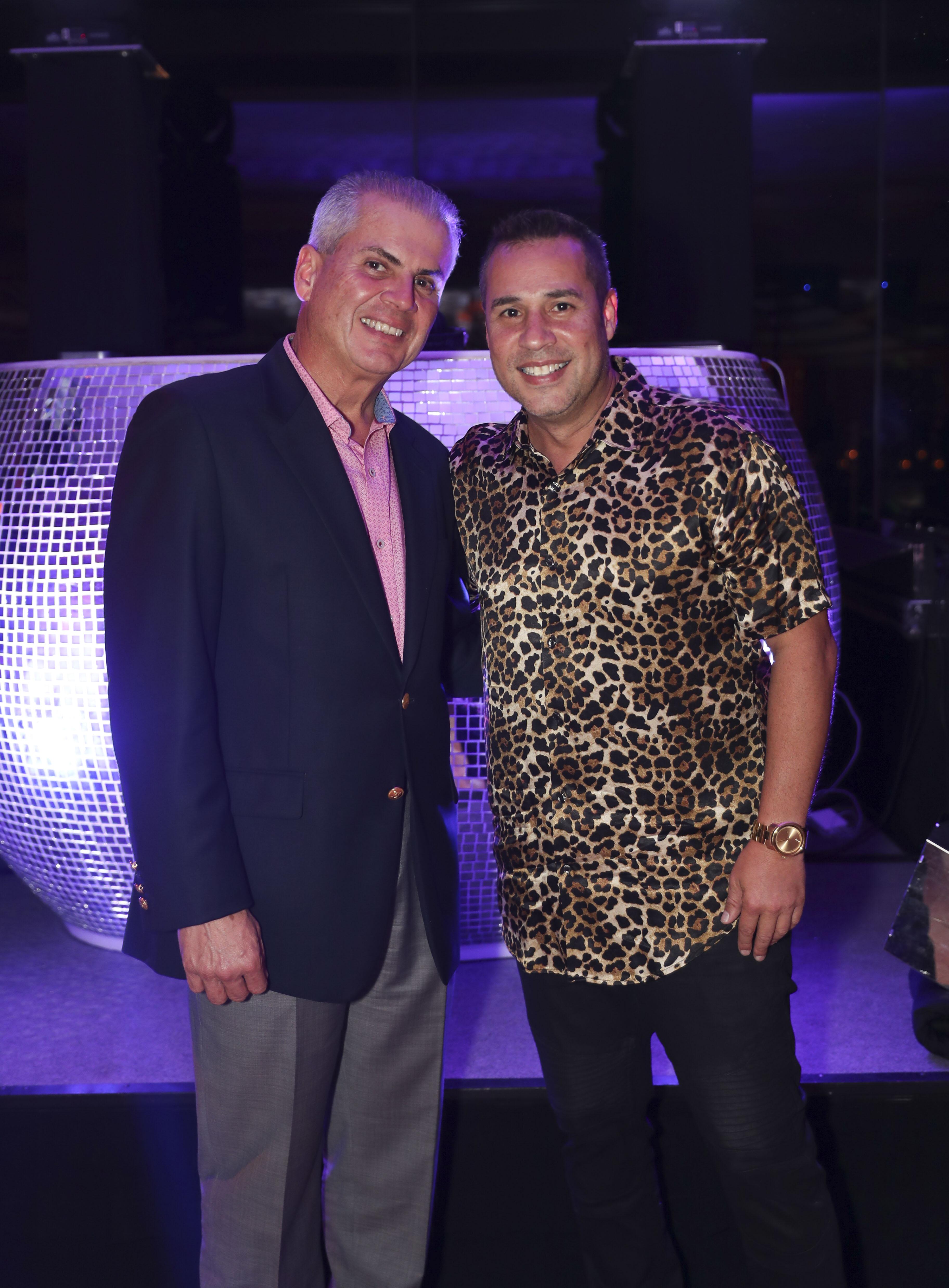 MIke Rivera y DJ Ivan Robles. (Suministrada)
