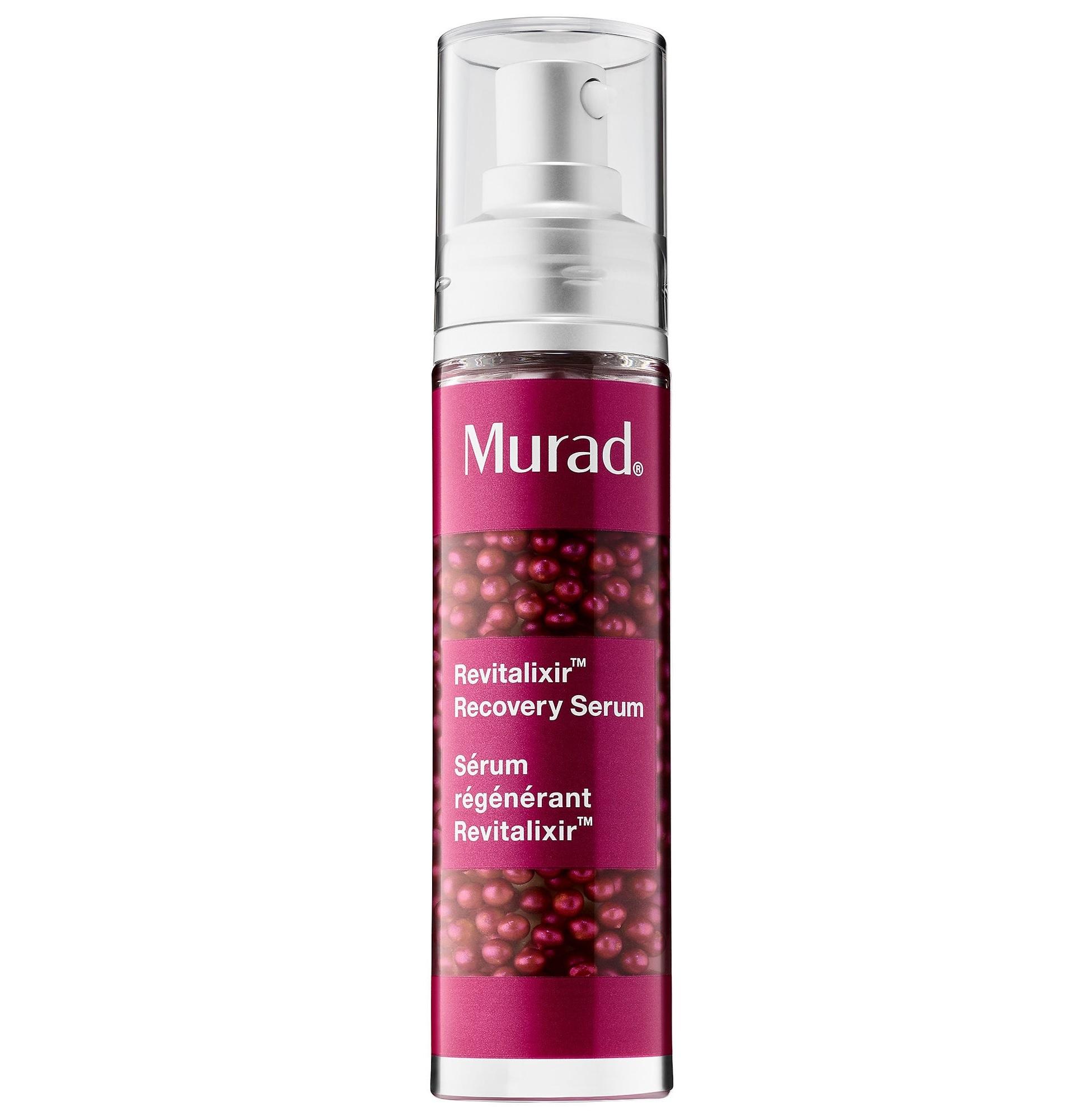 Murad Revitalixir Recovery Serum promete suavizar las líneas de estrés, reducir la hinchazón de los ojos y las ojeras, y renovar la vitalidad inmediatamente y con el paso del tiempo. (Suministrada)