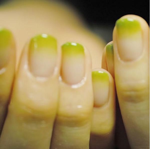Esfumados para tus uñas.