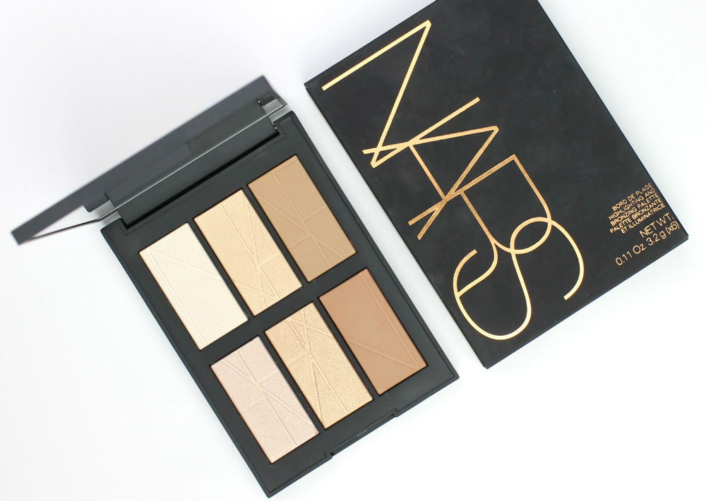 Nars Bord De Plage Highlighting and Bronzing Palette. (Foto: Suministrada)