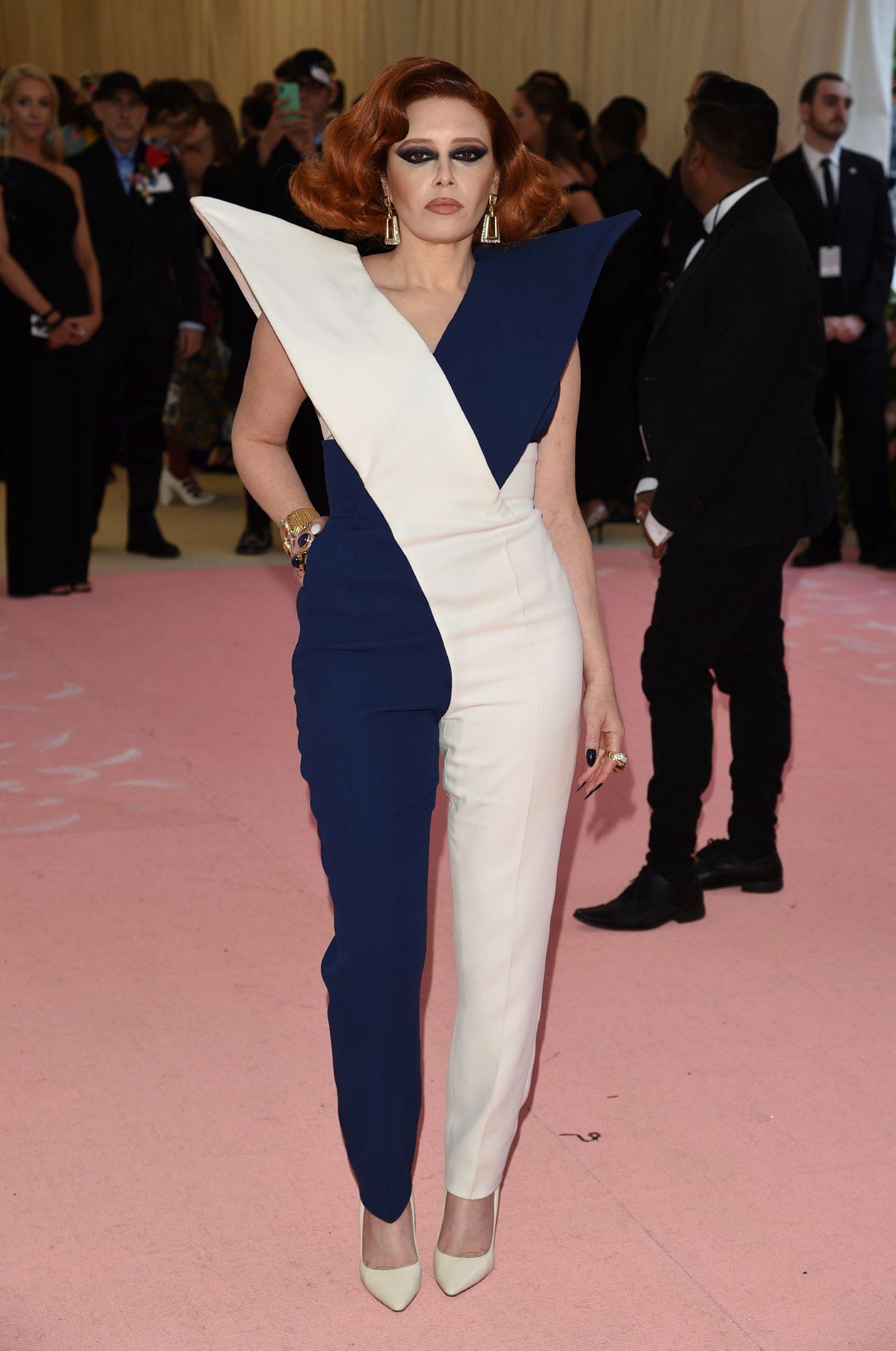 La actriz Natasha Lyonne. (AP)