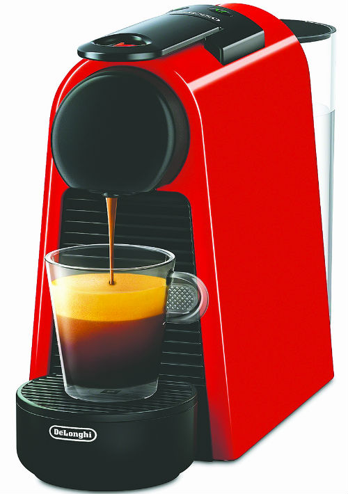 Nespresso by de'Longhi Essenza Mini Espresso Machine, disponible en macys.com (Foto: Suministrada)