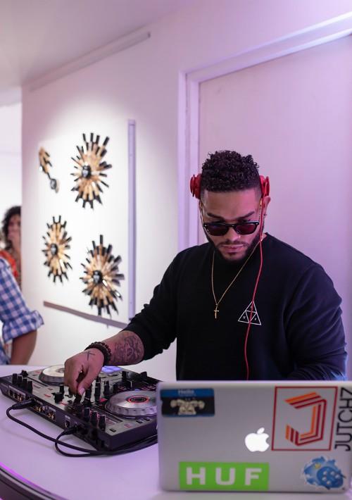 DJ Jutchz. (Suministrada)