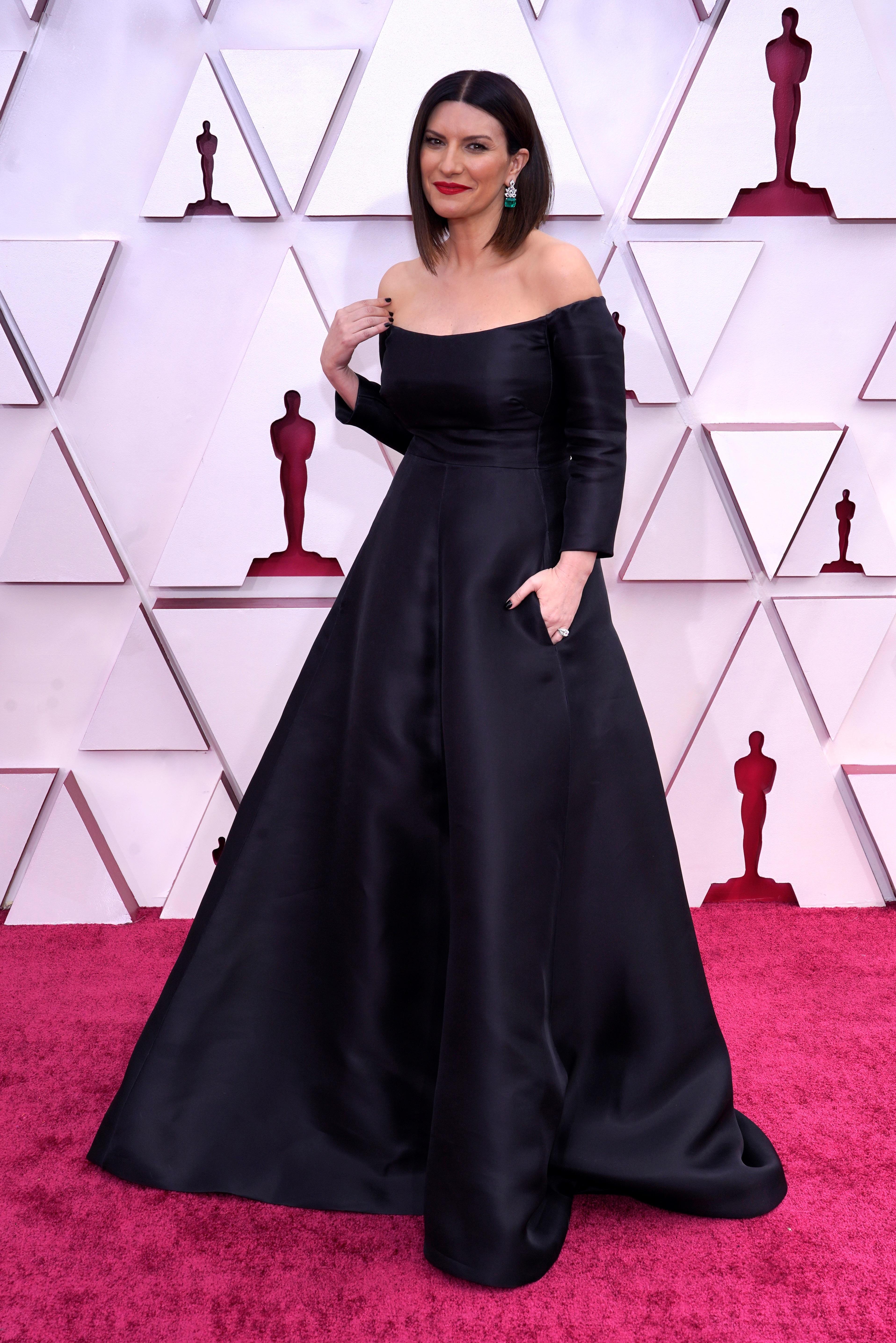 La cantante Laura Pausini. (AP)