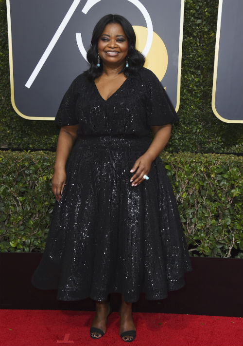Octavia Spencer (Photo by Jordan Strauss/Invision/AP)
