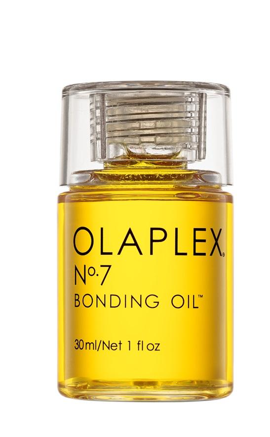 """Olaplex No. 7 Bonding Oil es una fórmula ultraliviana y con una alta concentración de hidratantes para reparar el cabello, combatir el """"frizz"""" y proveerle a tu melena la protección necesaria cuando la sometes al calor de herramientas para estilizarlo. Acaba de llegar a Sephora. (Suministrada)"""