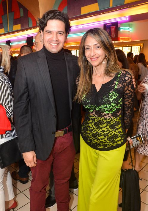 Alejandro Márquez e Ivette Hernández. (Foto: Enid M. Salgado Mercado).