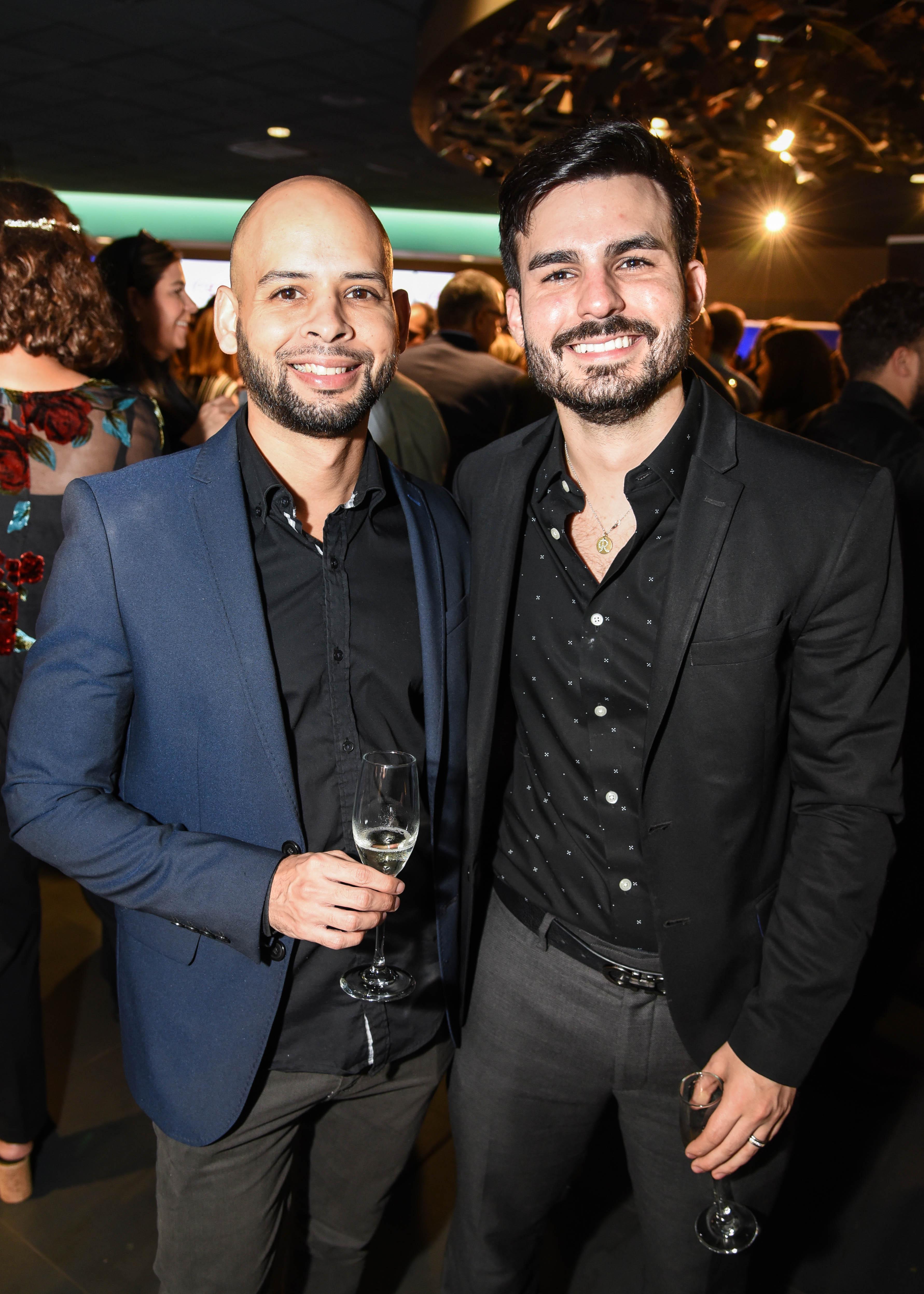 Iván Ortíz y Ricardo Andrés. (Enid M. Salgado)