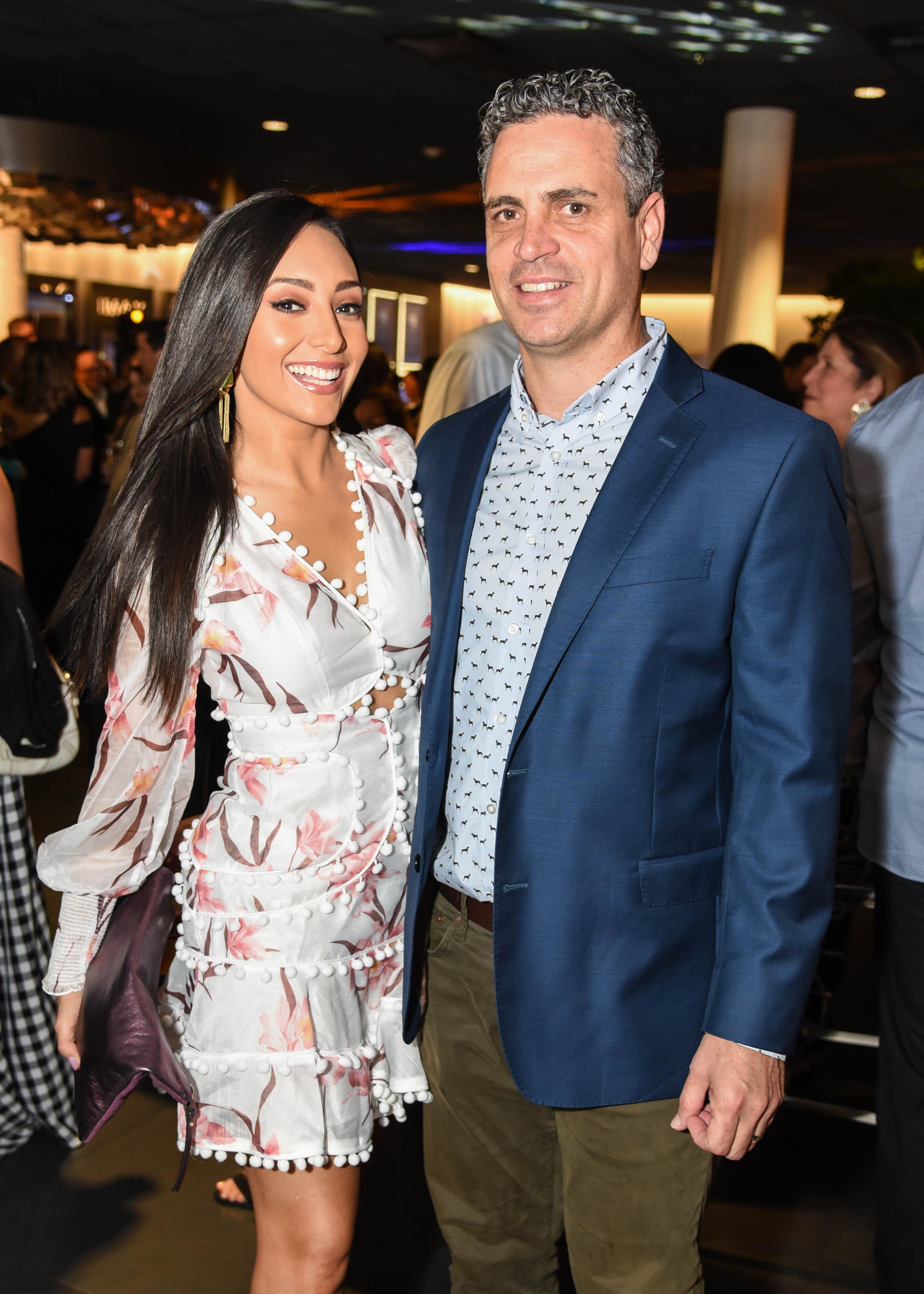 Nicole Chacón y Roberto González Moreno. (Enid M. Salgado)
