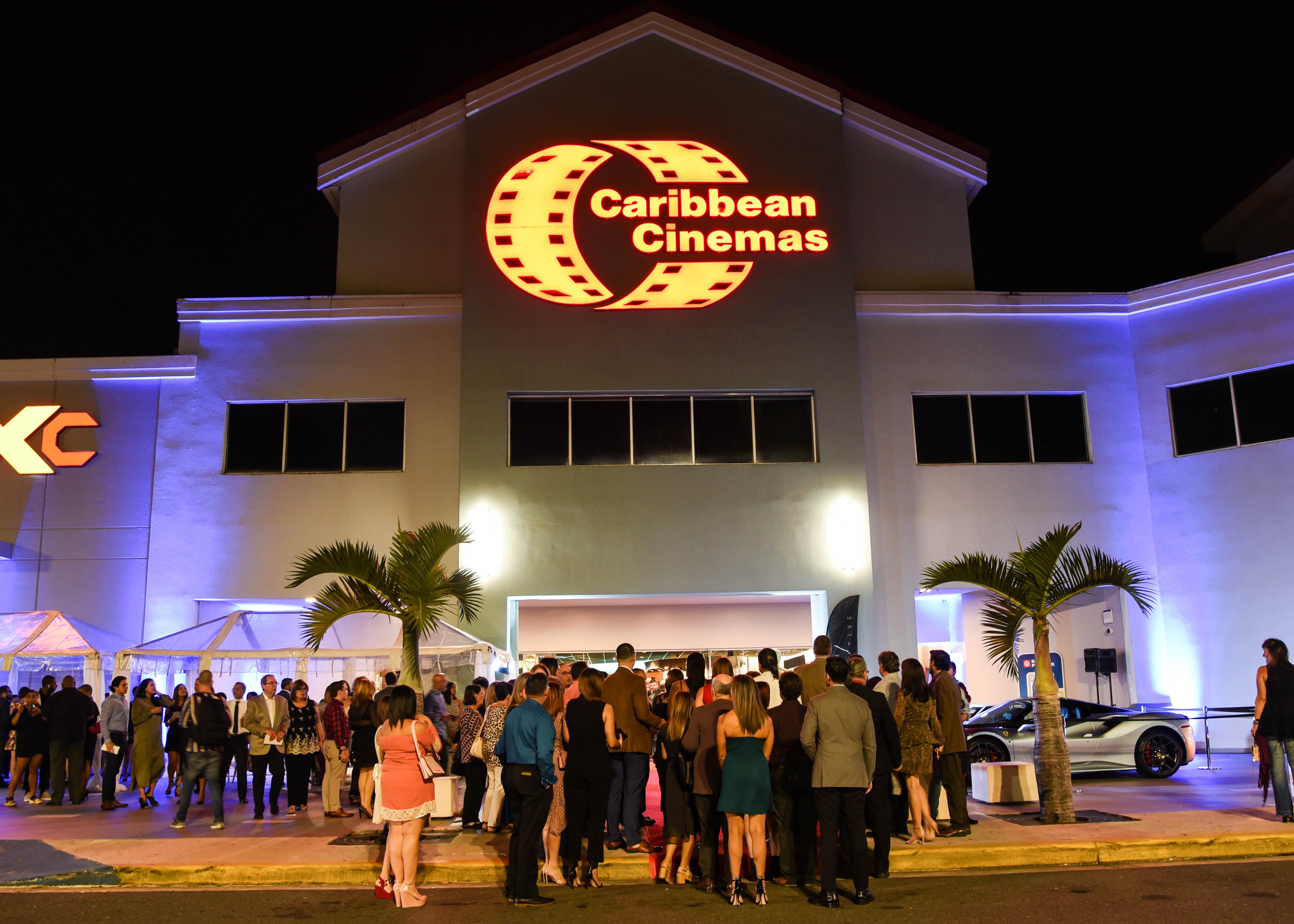 El evento se llevó a cabo en las 13 salas de cine de Montehiedra Cinemas. (Enid M. Salgado)
