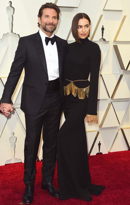 Bradley Cooper e Irina Shayk. (Jordan Strauss/Invision/AP)