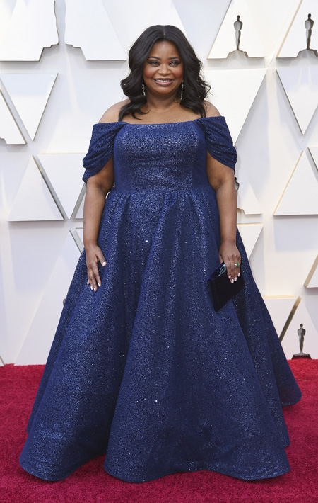 Octavia Spencer. (Richard Shotwell/Invision/AP)