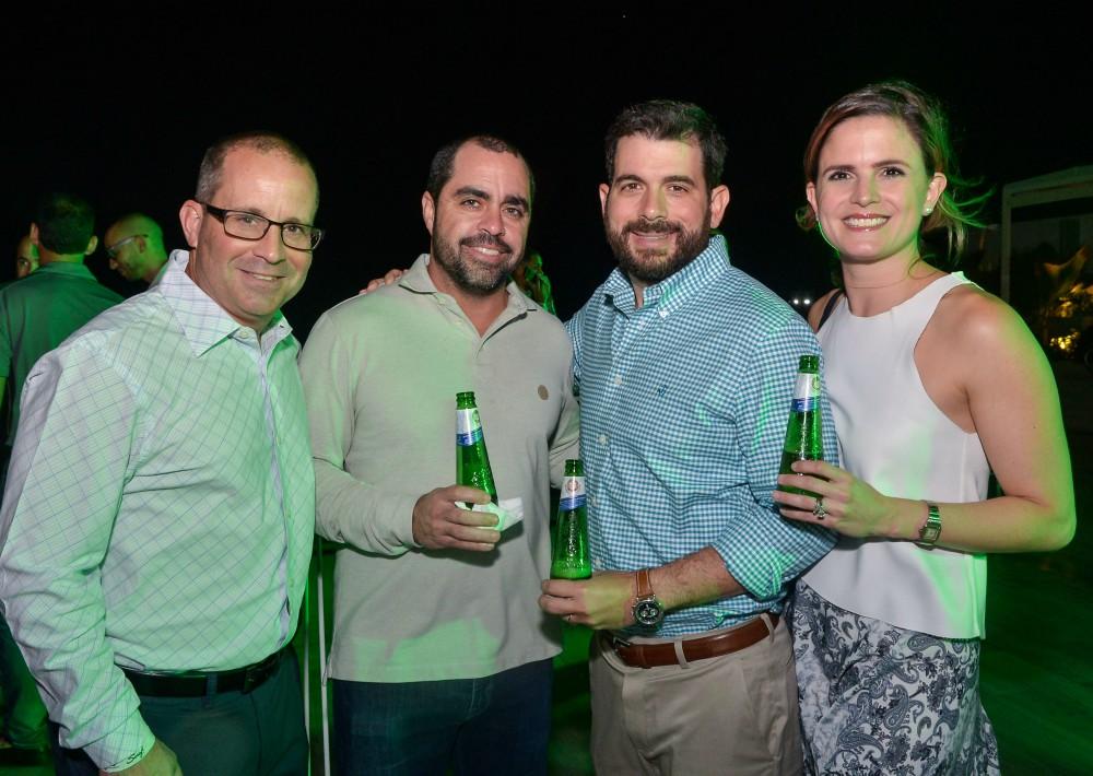 José Cabanillas, Marco Ginorio, Raúl Marcial y Susana Del Valle. (Enid M. Salgado)