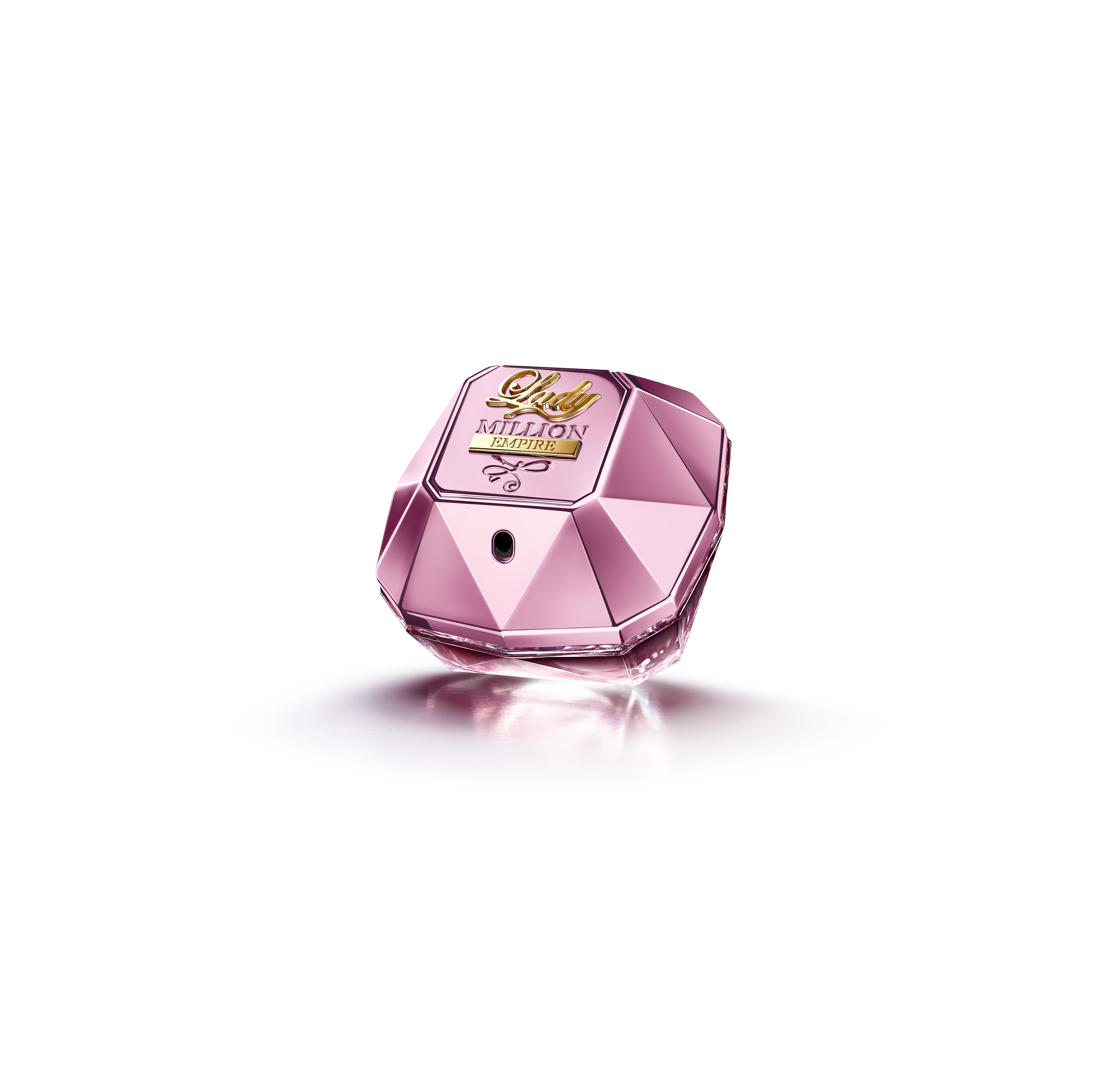 Lady Million Empire de Paco Rabanne, floral y con acordes afrutados. (Suministrada)