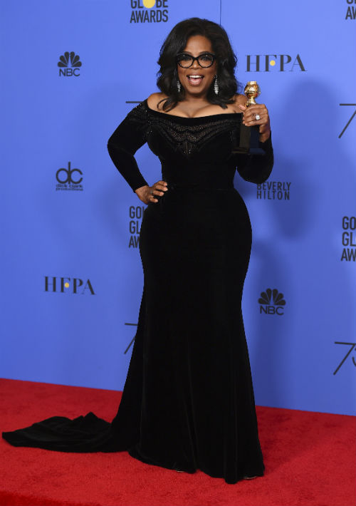 Oprah Winfrey (Photo by Jordan Strauss/Invision/AP)