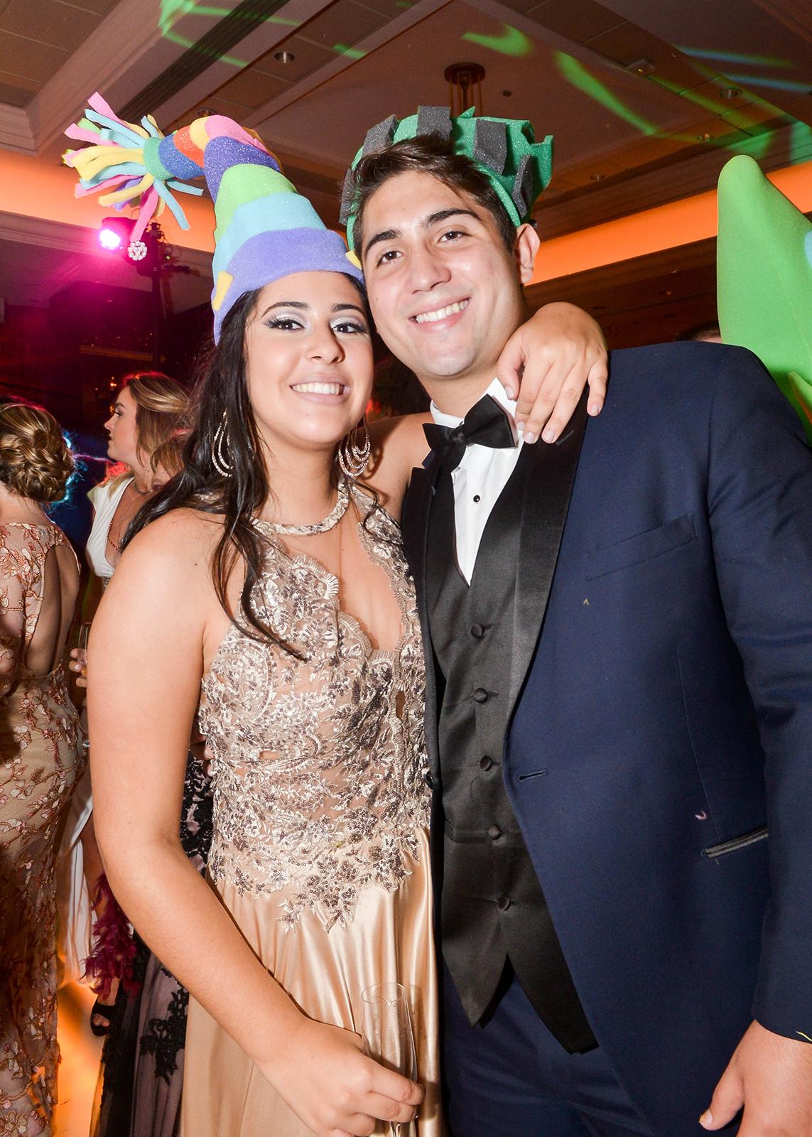 Cecilia Márquez y Martín González. (Foto Enid M. Salgado Mercado)