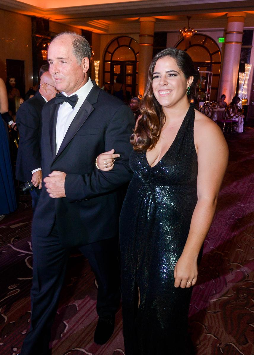 Miguel y Eugenia Santaella. (Foto Enid M. Salgado Mercado)