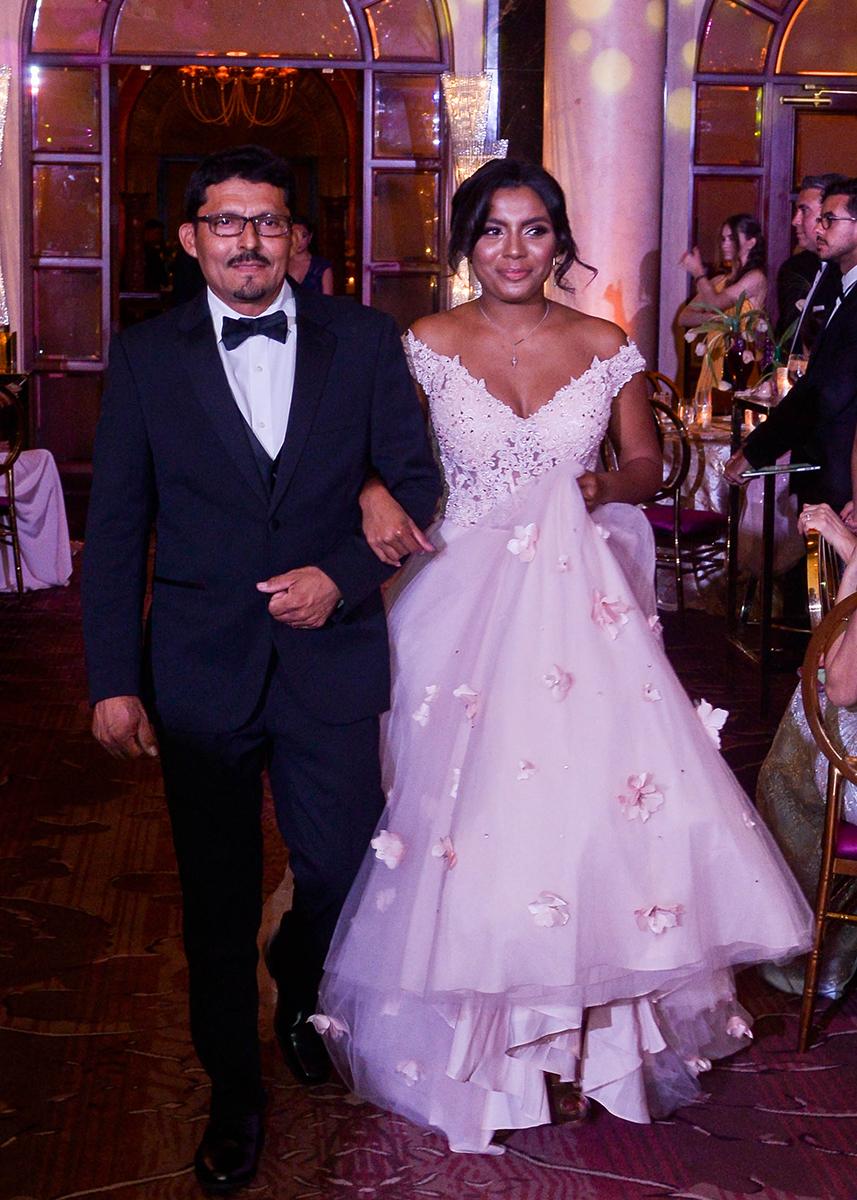 Salvador y Rebecca Constancia. (Foto Enid M. Salgado Mercado)