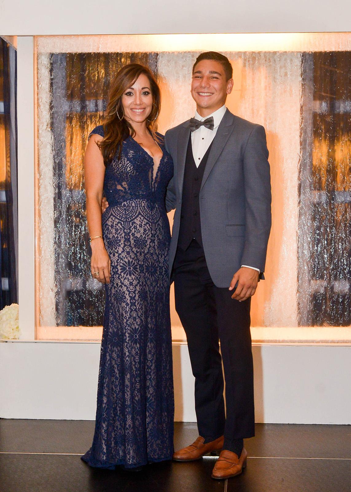 Yalixa Rivera y Cesare Causin. (Enid M. Salgado Mercado)