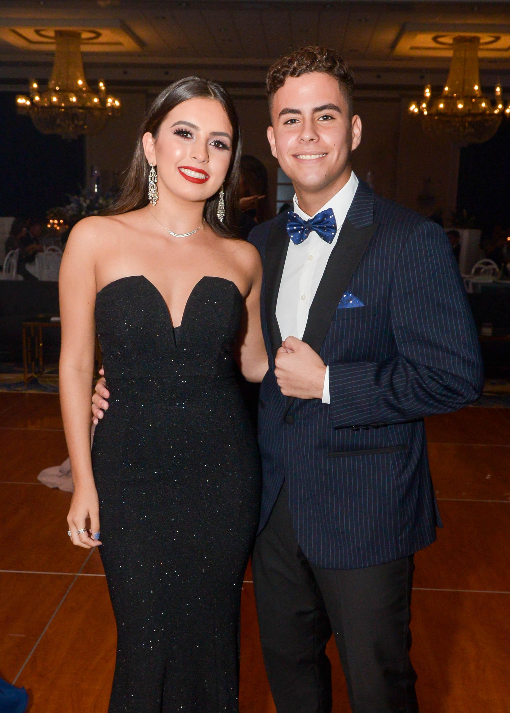 Camila Robles e Ibrahim Morales. Foto Enid M. Salgado Mercado.