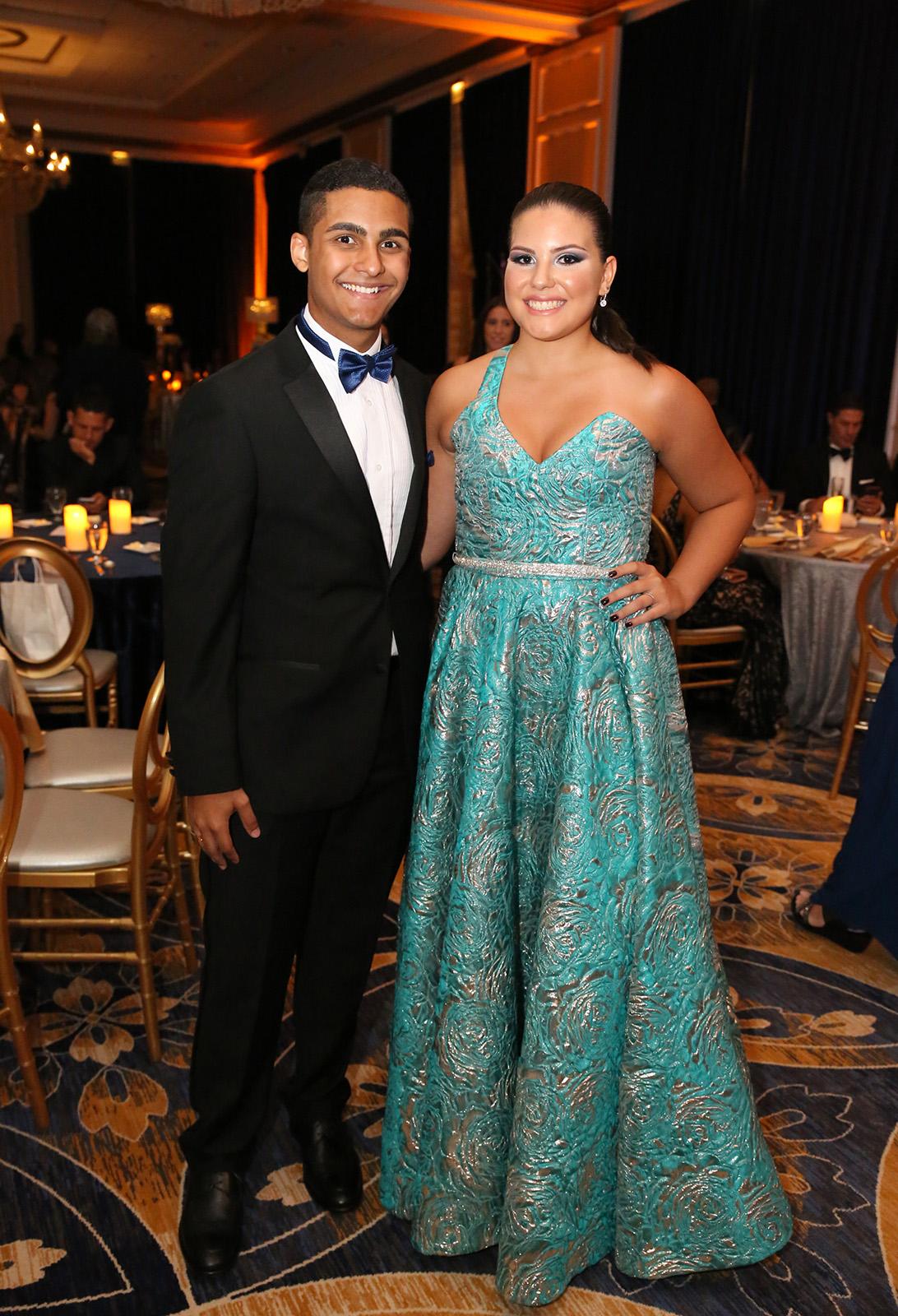 Samuel Maduro y Janina Lugo. (José R. Pérez Centeno)
